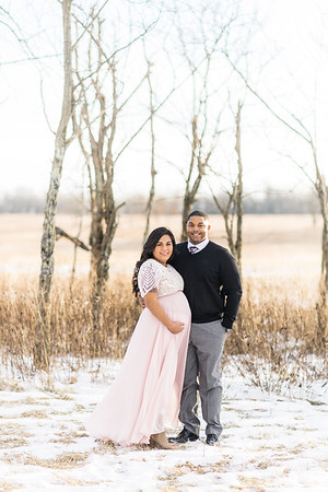 Alex and Rosie | Maternity