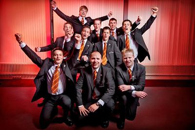 Team Nederland presentatie