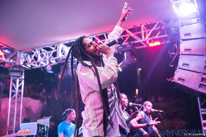 Damian Marley at The Hard Rock Hotel