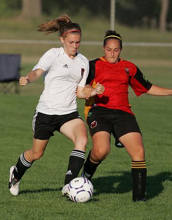 EP Storm U15 Soccer vs Golden Valley Phoenix @ Districts ( July 21, 2007)