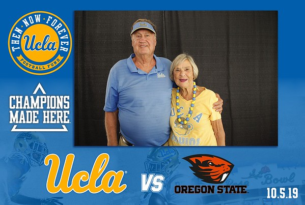 UCLA vs Oregon State Tailgate 2019