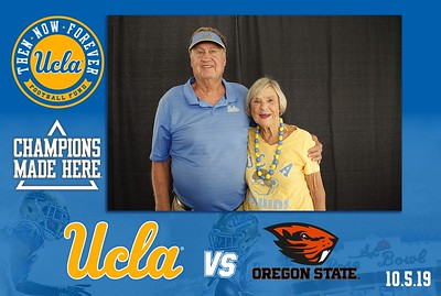 UCLA vs Oregon State Tailgate 2019