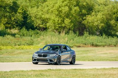 Gray BMW M2