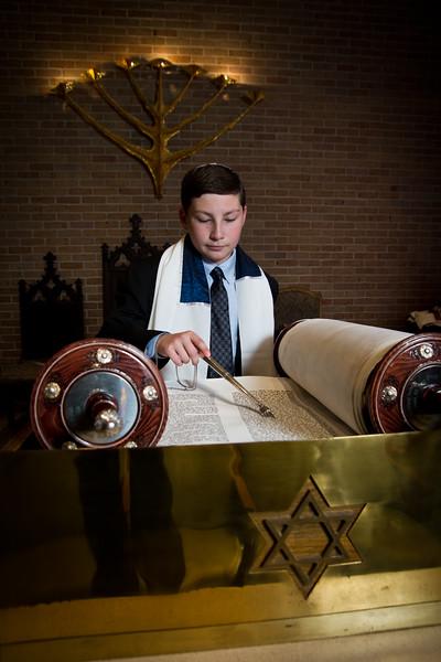 Luke Shiroda Bar Mitzvah