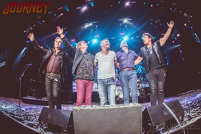 2017 Journey Tour Pics