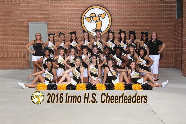 2016 cheer