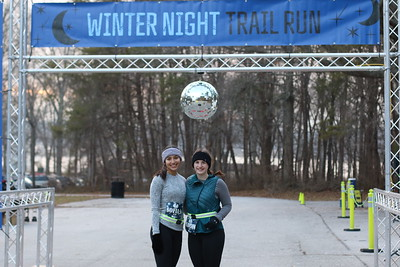 2021 Winter Night Trail Run Photos