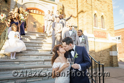Wedding at Il Tulipano in Cedar Grove By Alex Kaplan PhotoVideo