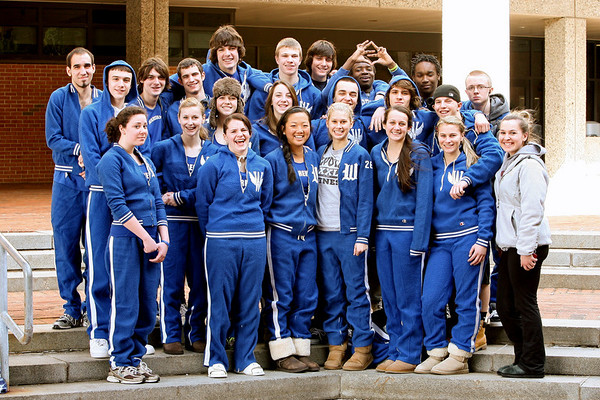 Wareham High School Winter Track   2010-2011