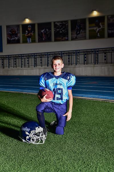 6th Grade Blue