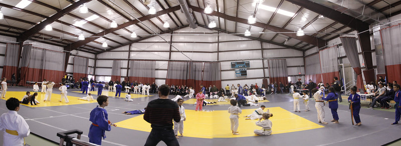 Tech Judo Tournament Nov 2014