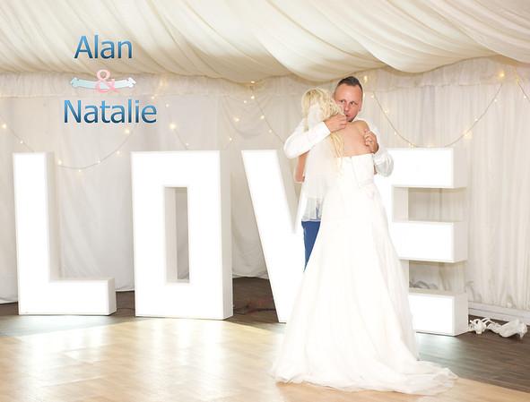 Alan & Natalie