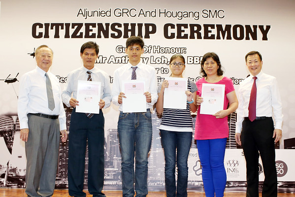 Citizenship Ceremony 2015 (Part 2)
