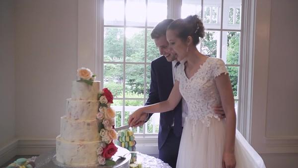 2019-06-22 Daniel & Tess Wedding Video