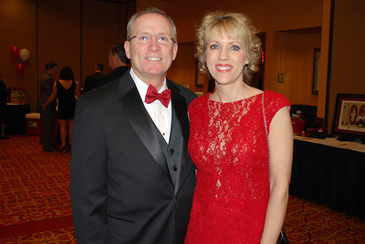 Razorback Foundation Red Tie Dinner
