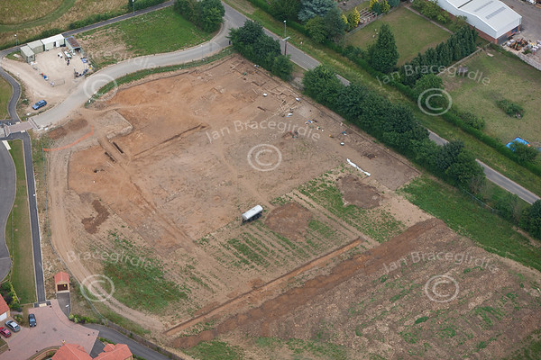 Navenby Roman site