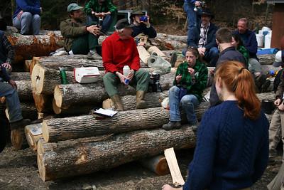 Woodsmen's Weekend Practice Meet