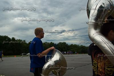August 23, 2008 Band Picnic and Softball