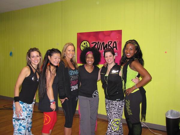 Zumba Trainings & Jams