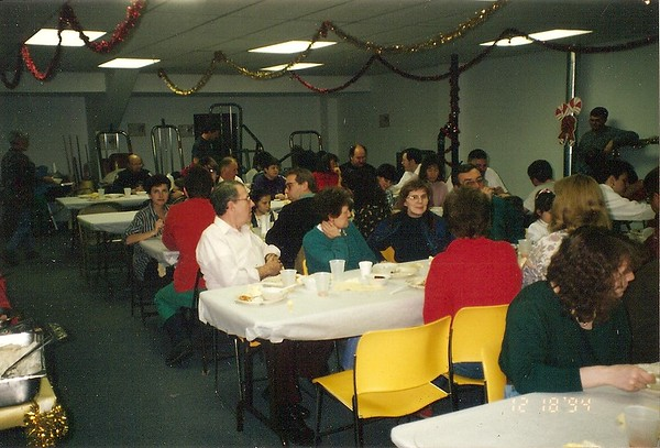 SBFD Christmas Party