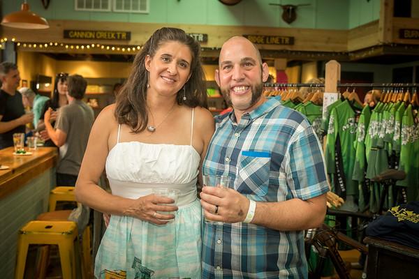 Rozic-Pierce Wedding Party
