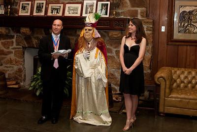 Osiris Banquet of Past Kings