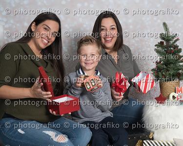 Adriana, Andrea y Alan