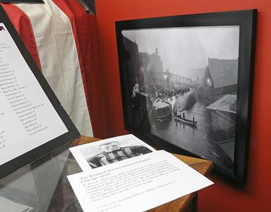 Lemont Historical Museum's Eastland Disaster exhibit