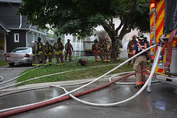 September 7, 2018 - Working Fire - 189 Randall Crescent