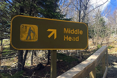 Middle Head Trail - Ingonish, Nova Scotia