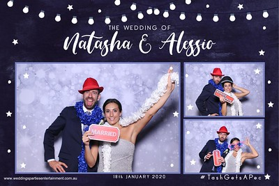 Natasha & Alessio's Wedding