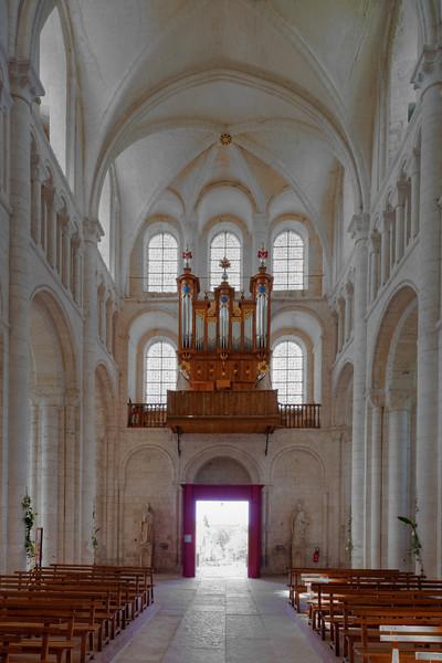 Saint-Georges de Boscherville Abbey
