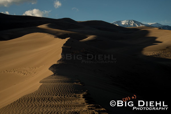 Great Sand Dunes: 2015