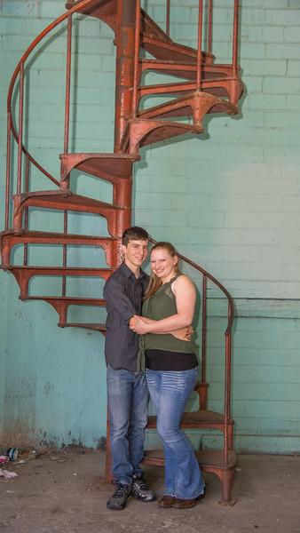 Caleb and Rachel 2013