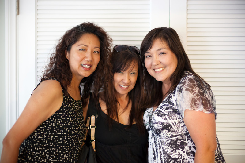 Stephanie, Joanne, Marianne