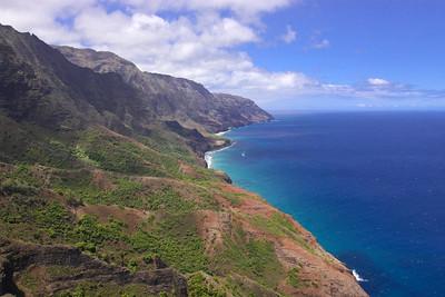 Aerial Kauai