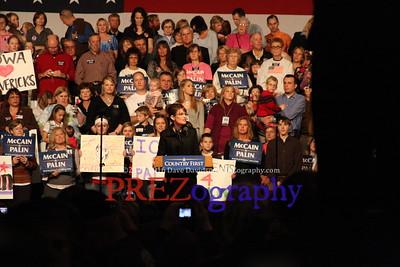 Sarah Palin 10-25-08