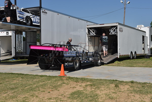 Lucas Oil MLRA, Thunderbird Speedway