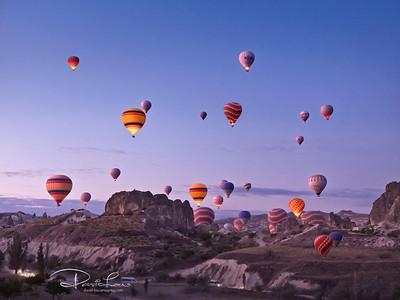 Turkey (Cappadocia), 6 Oct 2019