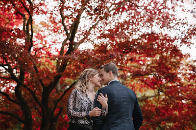David & Emily's Pre-Wedding Shoot