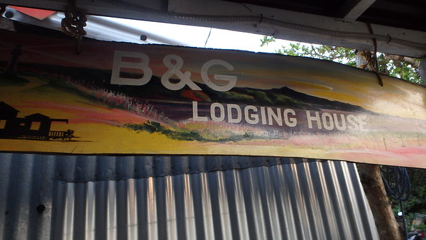 B & G Lodging House
