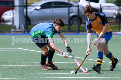 Maccabi U 16 Hockey v St Bernards