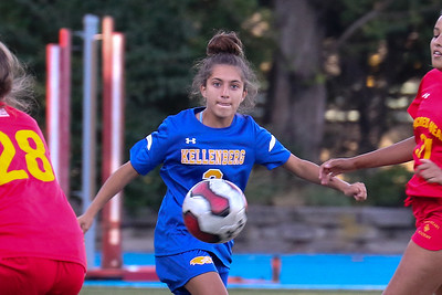 Girls Junior Varsity A Soccer –2019