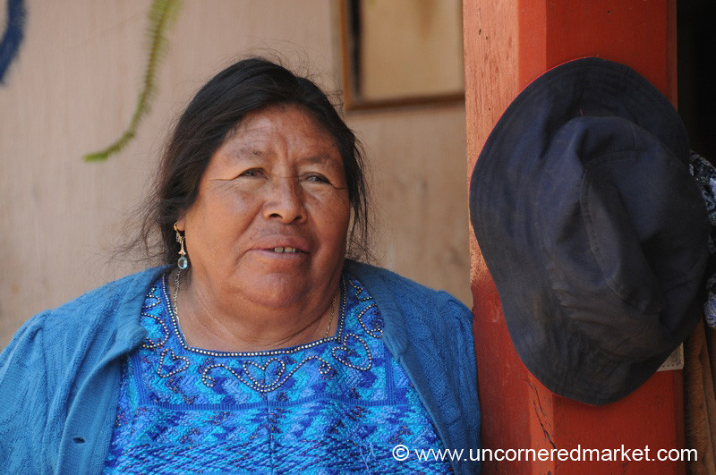 Kiva Borrower Near Totonicapan, Guatemala