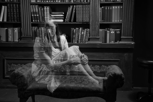 Natisha Hawley - Ghost
