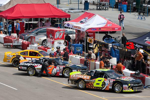 NASCAR Canadian Tire Series Velocity Prairie Thunder 250