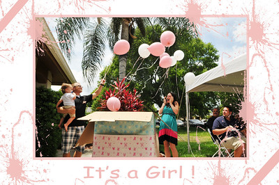 Kayla Fletcher's Baby Shower