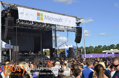Macklemore Microsoft Grand Opening - 11.23.13