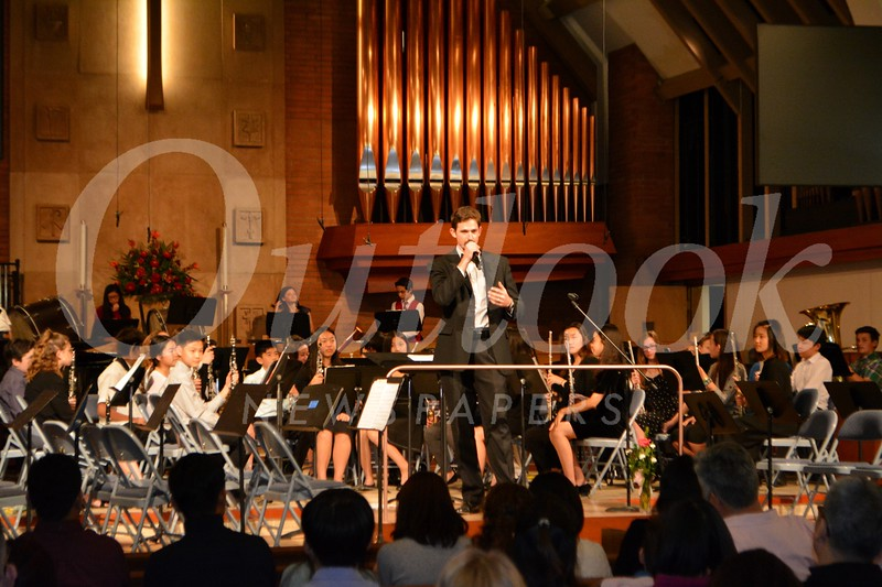 7-8 Director James Myers with the 7-8 Band 500.JPG