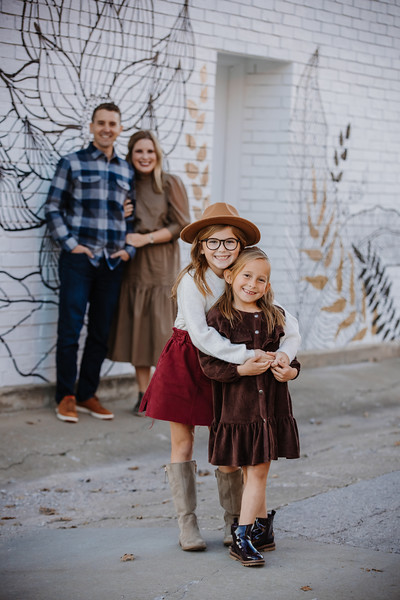 Cunningham Family Pix 2020